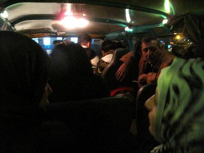 minibüs doldurmaca