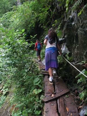 palovit vadisi yürüyüş yolu
